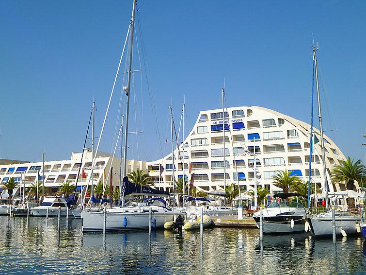 Appartement Le Grand Pavois Port Camargue