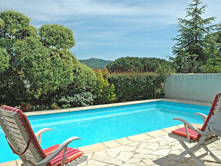 Maison de vacances Saint-Tropez