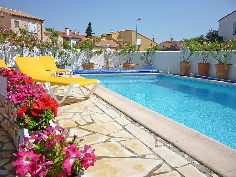 Maison de vacances Villa Thiers