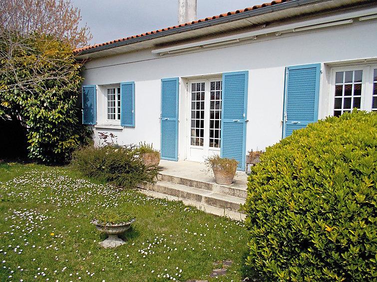 Maison de Vacances Vaux Sur Mer