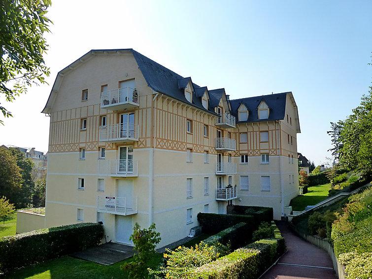 Appartement Vallon 2 Deauville-Trouville