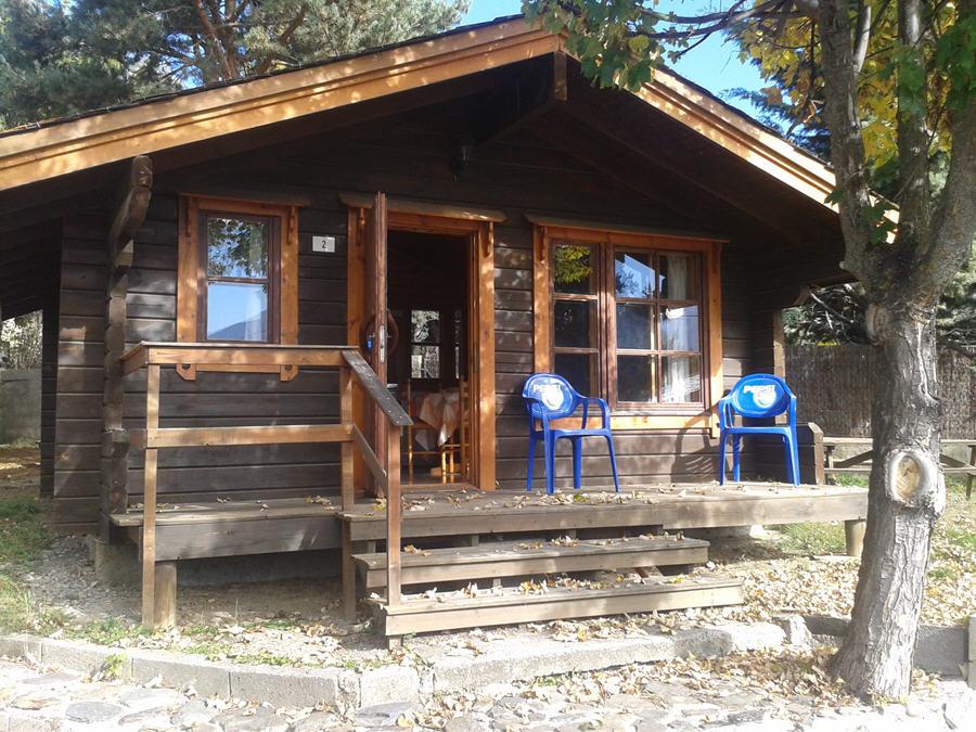 Camping Les Jardins d'Estavar
