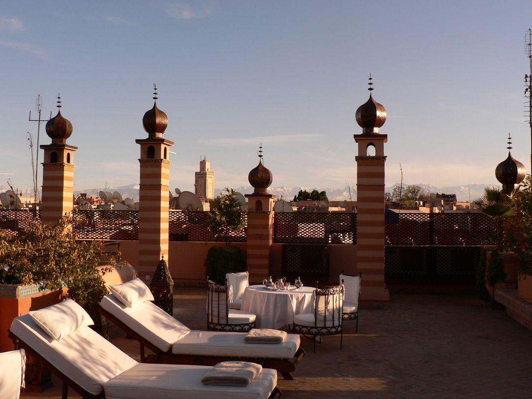 Demeures D'orient Riad De Luxe & Spa 5* Marrakech