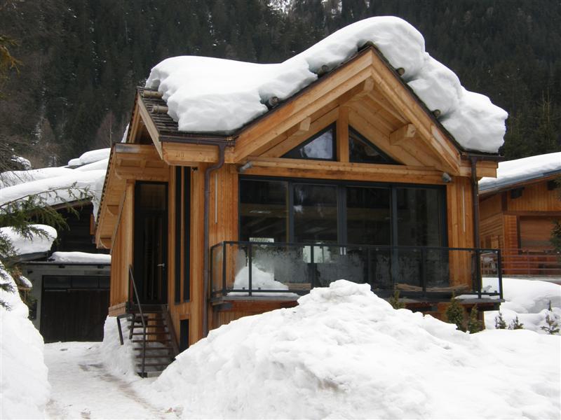 Chalet Merville à Chamonix