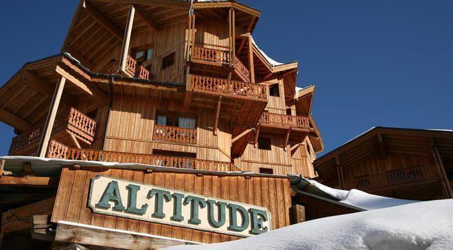 Le Chalet Altitude Val thorens