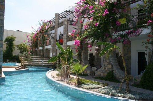 Hôtel Ayaz Aqua 4*