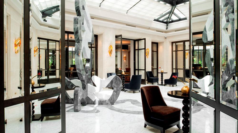 Hotel Le Burgundy Paris 5*